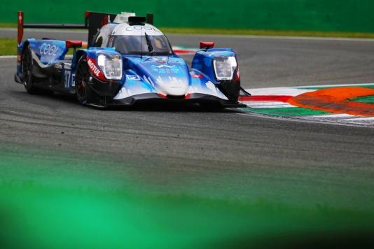 4 Ore di Monza: pole per Cool Racing e per Matteo Cairoli in LMGTE