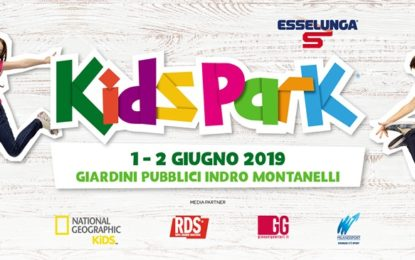 KidsPark: weekend per il futuro dei ragazzi