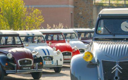 "Al Salone di Torino ""100 Citroën per 100 anni"""