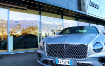 Bentley: un nuovo showroom a Padova