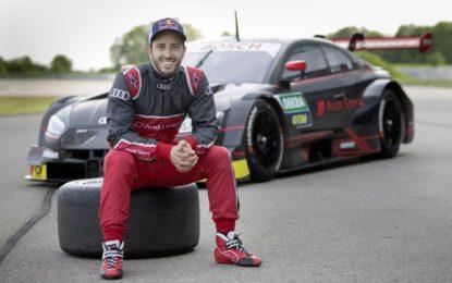 Dovizioso a Misano con Audi nel Campionato DTM