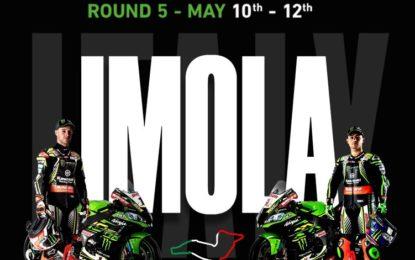 Superbike: il round di Imola in diretta TV