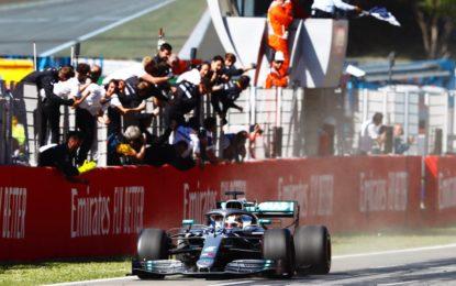Spagna: quinta doppietta Mercedes. Hamilton-Bottas, poi Verstappen e le Ferrari