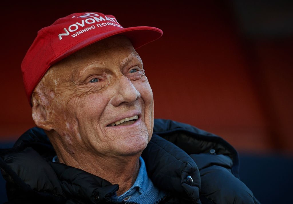 Mercoledì i funerali di Lauda