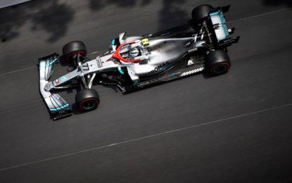 Mercedes in F1 almeno fino al 2025