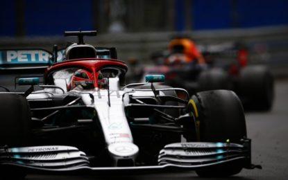 Hamilton vince per Niki. Sul podio Vettel e Bottas. Ma grande Verstappen