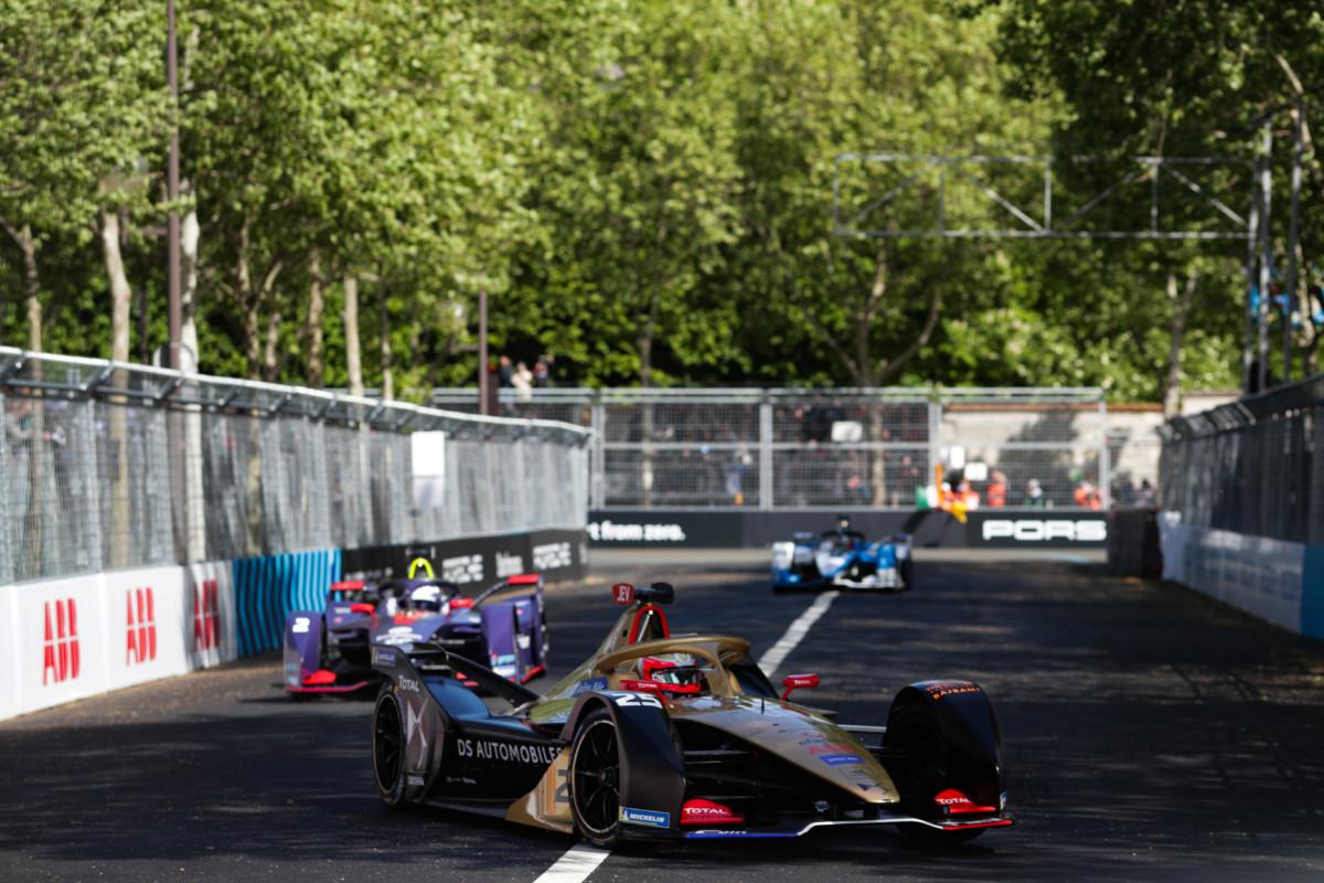 Formula E: DS TECHEETAH a Monaco per rafforzare la leadership