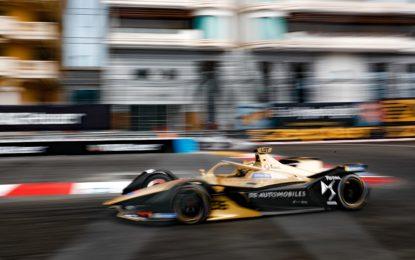 Formula E: a Monaco dominano Vergne e DS TECHEETAH