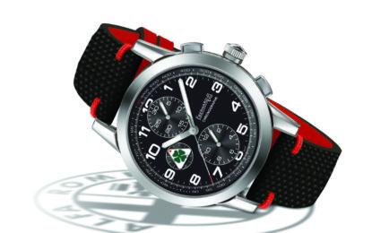"Alfa Romeo ispira Eberhard & Co.: nasce ""Quadrifoglio Verde"""