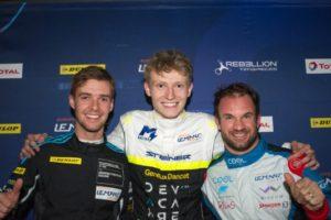European Le Mans Series Qualif…