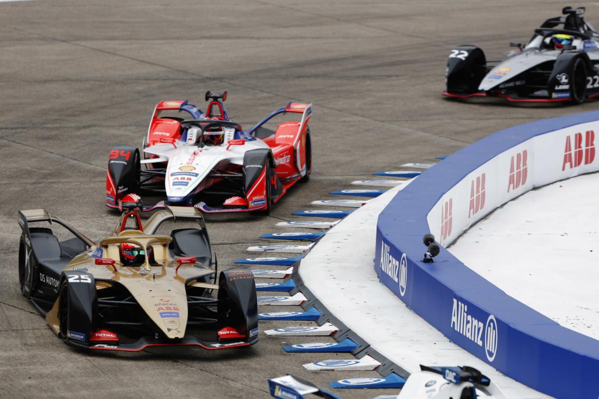 Formula E: nuovo podio a Berlino per DS TECHEETAH e Vergne