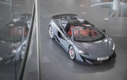 McLaren Automotive a quota 20.000