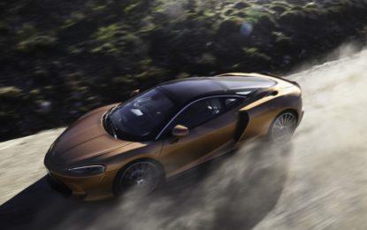 McLaren Automotive svela la nuova GT