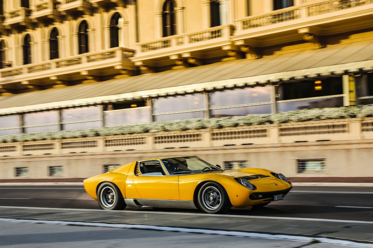 Lamborghini e HAGI per la tutela del patrimonio storico