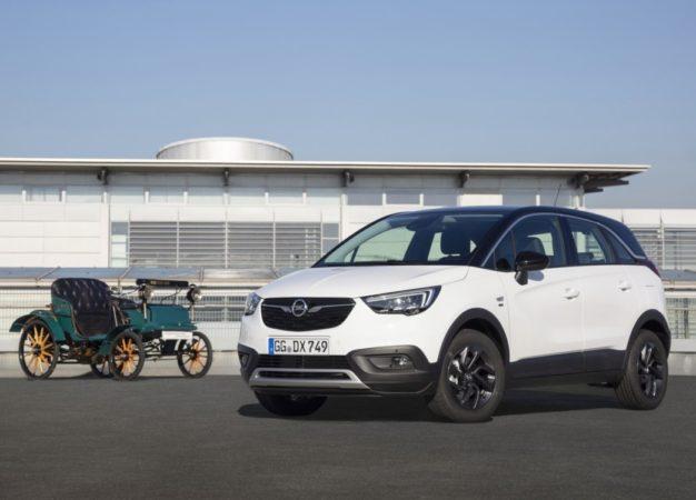 Opel: 120 anni nel segno della sicurezza