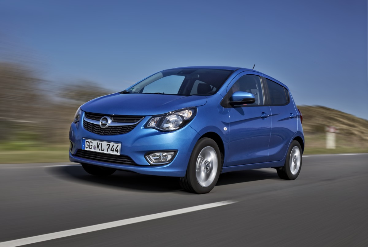 Opel KARL: amatissima dagli italiani