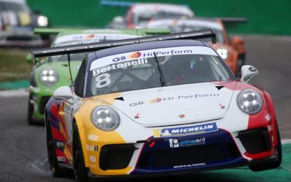 La Porsche Carrera Cup Italia in pista a Misano