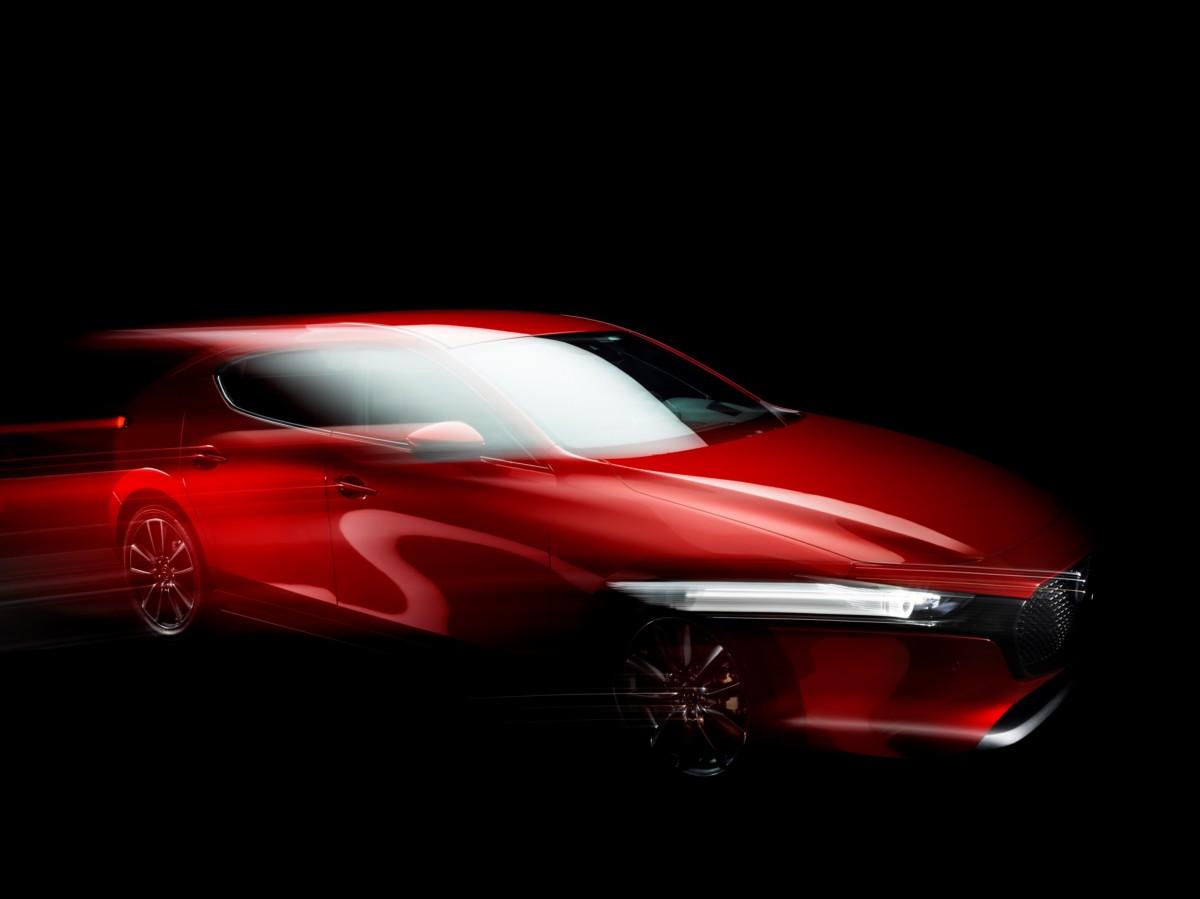 Rankin cattura le emozioni della Nuova Mazda3