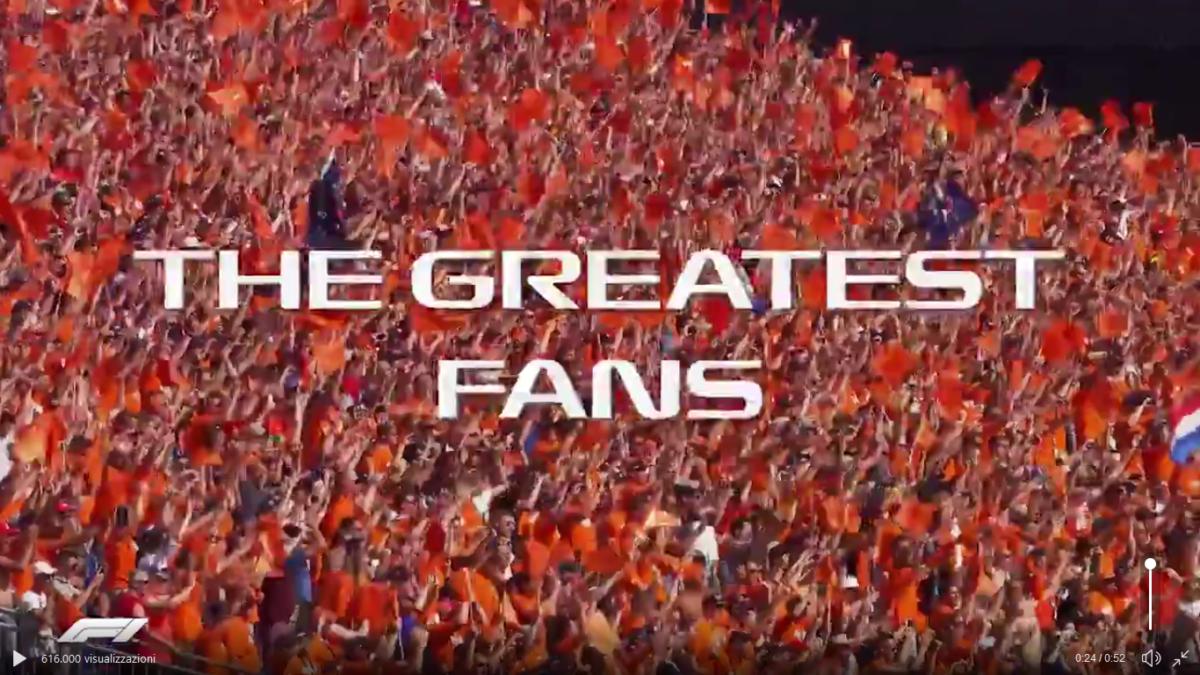 Per Liberty Media i fans migliori sono gli olandesi. Gli altri? Basta paghino
