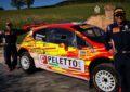 Andreucci nel CIRT con una Peugeot 208 T16