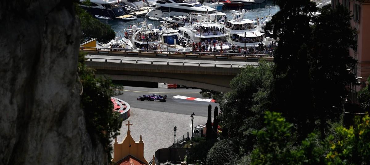 Manovra di avvicinamento a Monaco