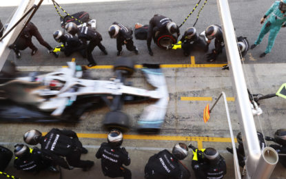 Spagna: strategia influenzata dalla safety car