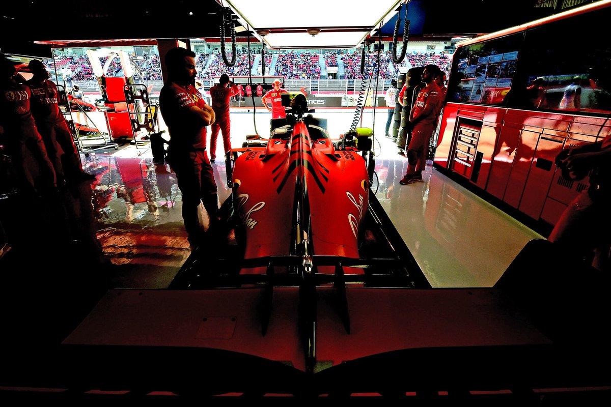 Ferrari: niente test car a Pirelli per i pneumatici da 18