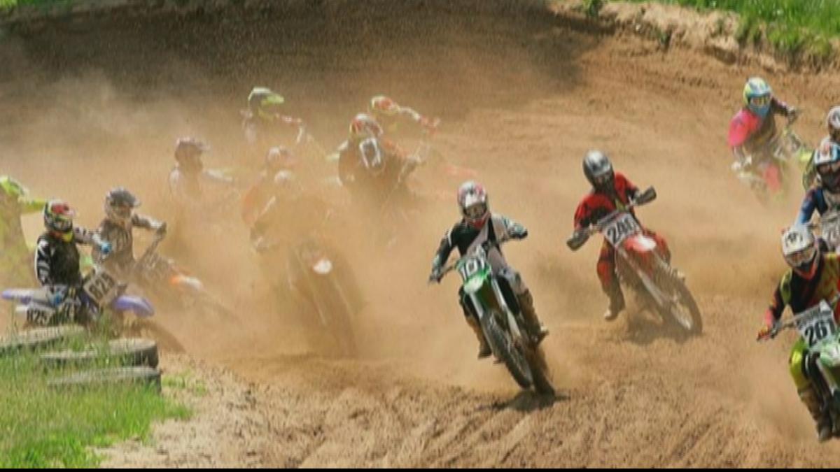 Tragedia nel motocross: muore Raffaele Mazzola