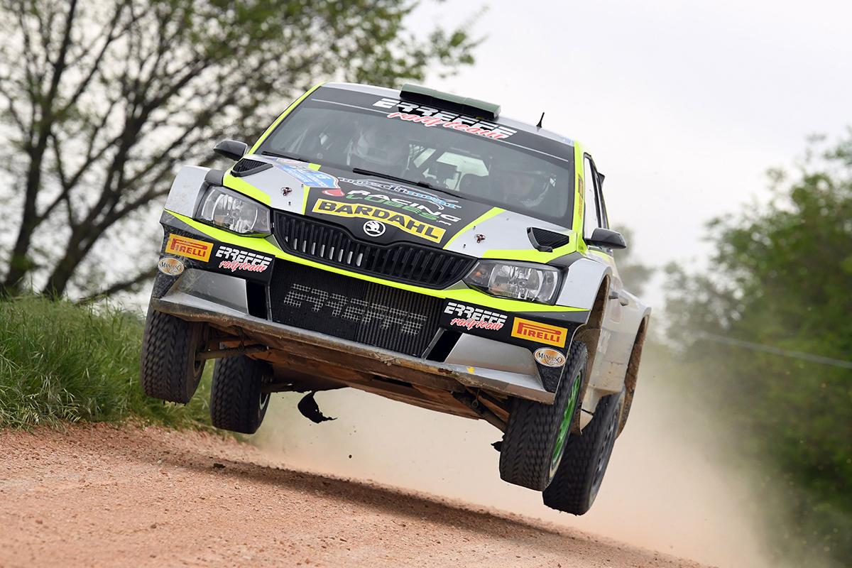 CIRT: Consani vince il Rally Adriatico davanti a Marchioro e Andreucci