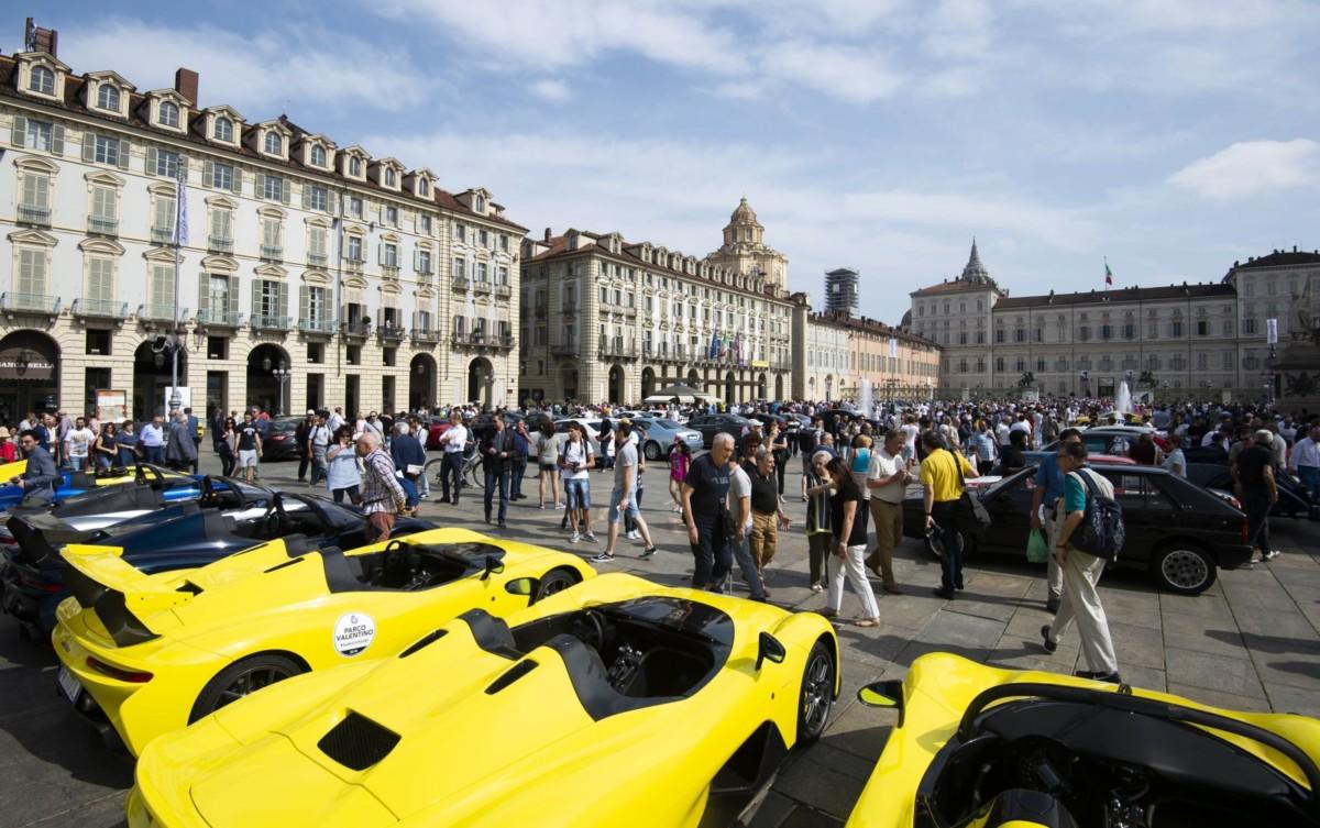 Le novità di Parco Valentino: guida autonoma, elettrico e anche F1