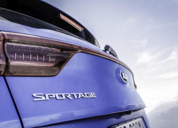 KIA Sportage adesso anche ibrida