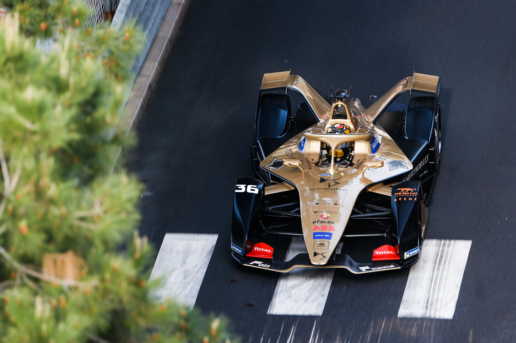 Formula E: DS TECHEETAH pronta per Berlino