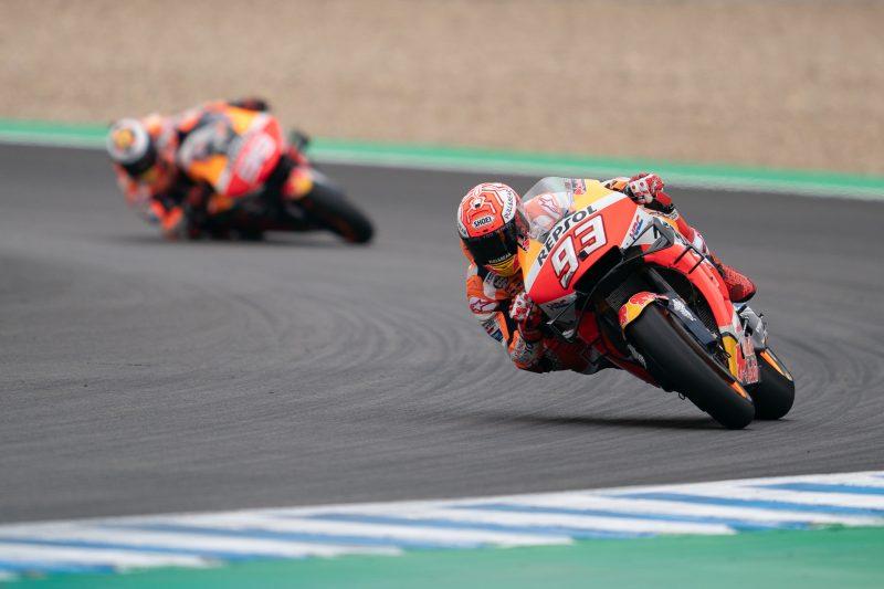 MotoGP: l'impegno degli impiani frenanti al GP Spagna 2019