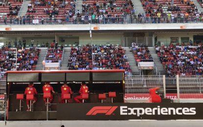 Nonostante le regole FIA per l'emergenza, la Ferrari ha ancora diritto di veto