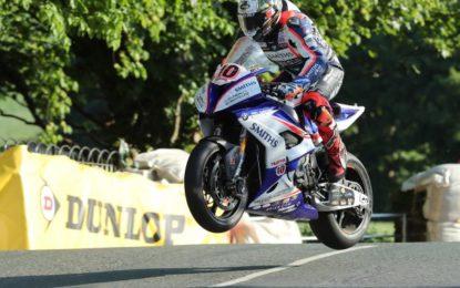 Dunlop: una nuova slick al TT dell'Isola di Man