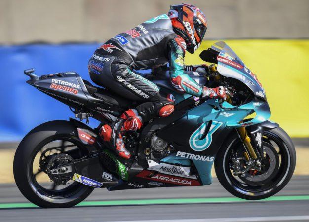 MotoGP: l'impegno degli impianti frenanti nel GP di Francia