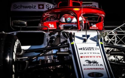 Alfa Romeo Racing indecisa sull'appello post-Germania