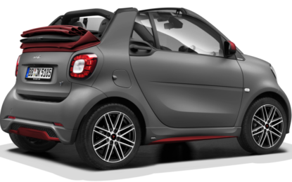 Limited edition smart fortwo EQ Ushuaia