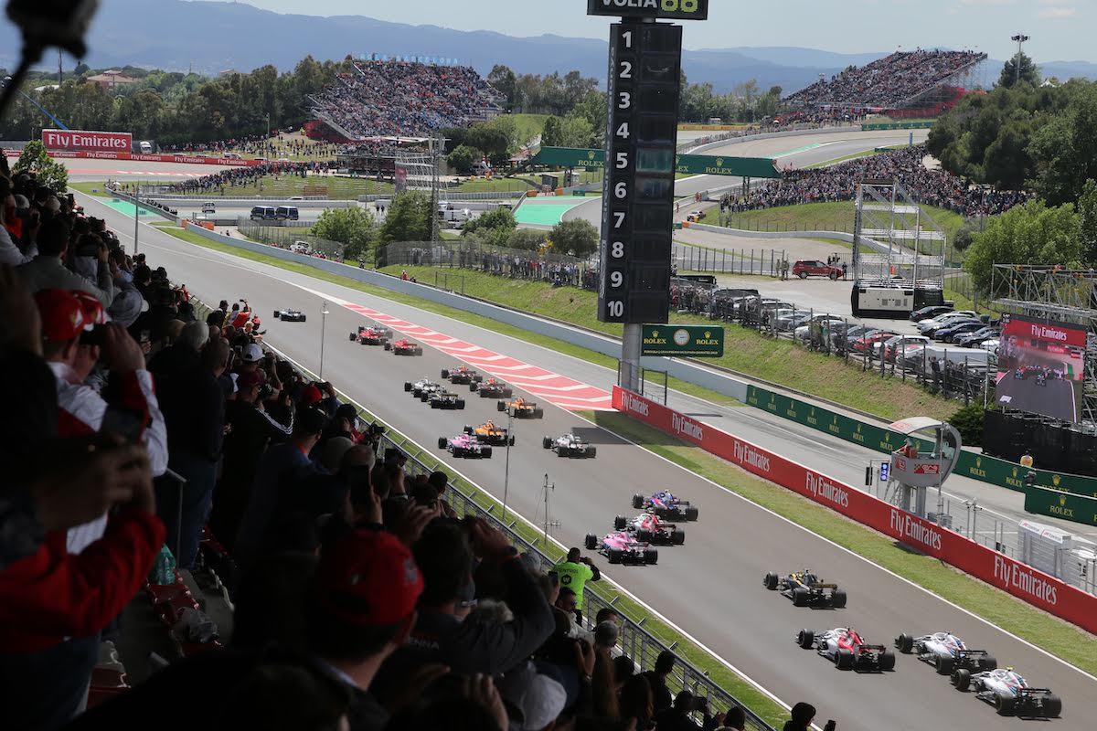 GP Spagna 2019: gli orari del weekend in TV