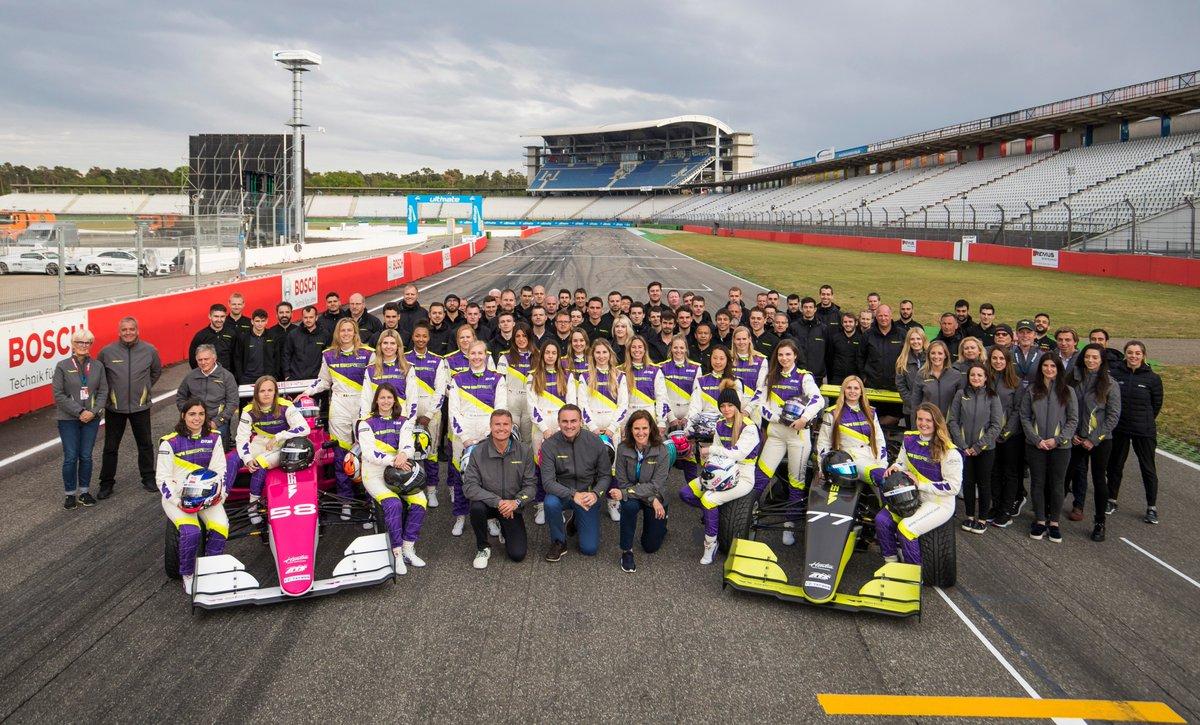 W Series evento di supporto ai GP? Coulthard ci crede