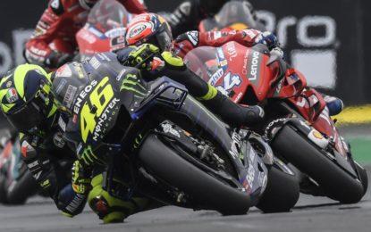 MotoGP: l'impegno degli impianti frenanti al GP Italia 2019