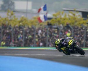 "Rossi: ""Weekend comunque positivo. Ora pensiamo al Mugello"""