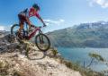 Troy Bayliss a pedali… prova la Ducati MIG-RR