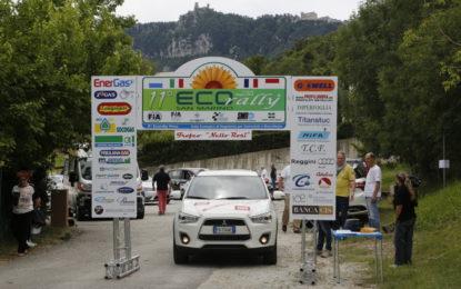 Il 22 settembre l'Ecorally San Marino 2019