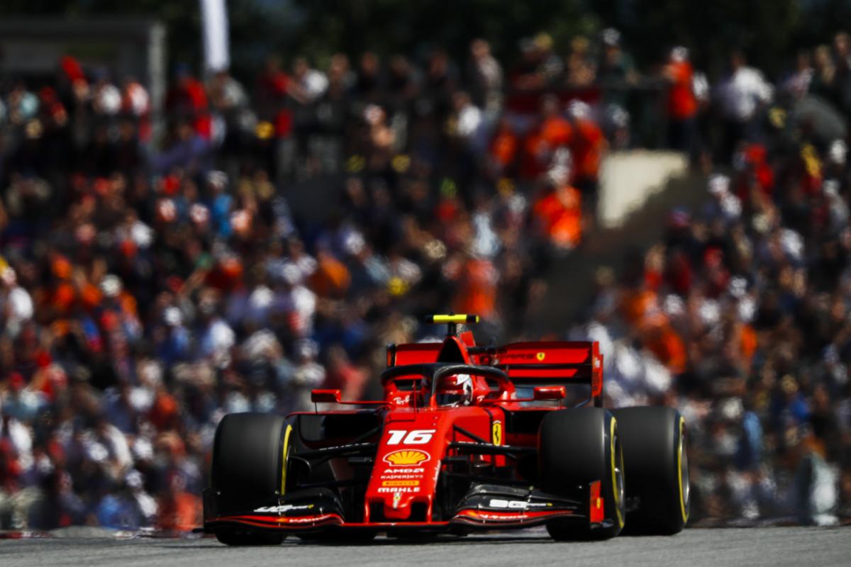 Austria: Leclerc in pole su soft, i rivali su medium