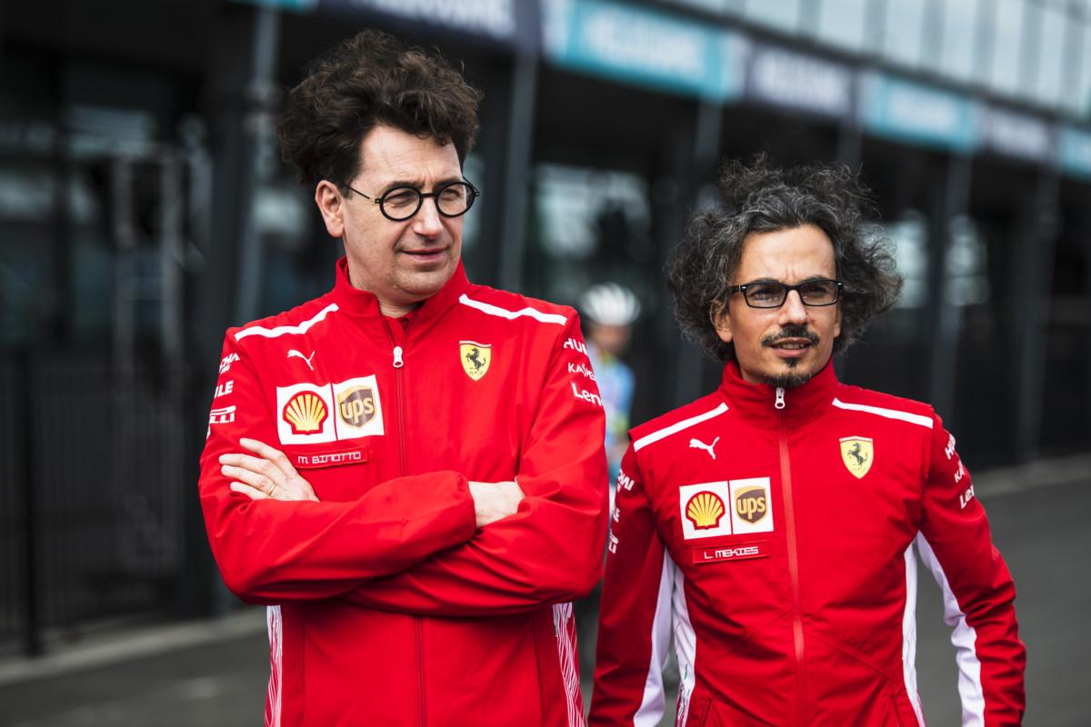 """Binotto: """"Delusi per la Ferrari, i tifosi e il nostro sport"""""""