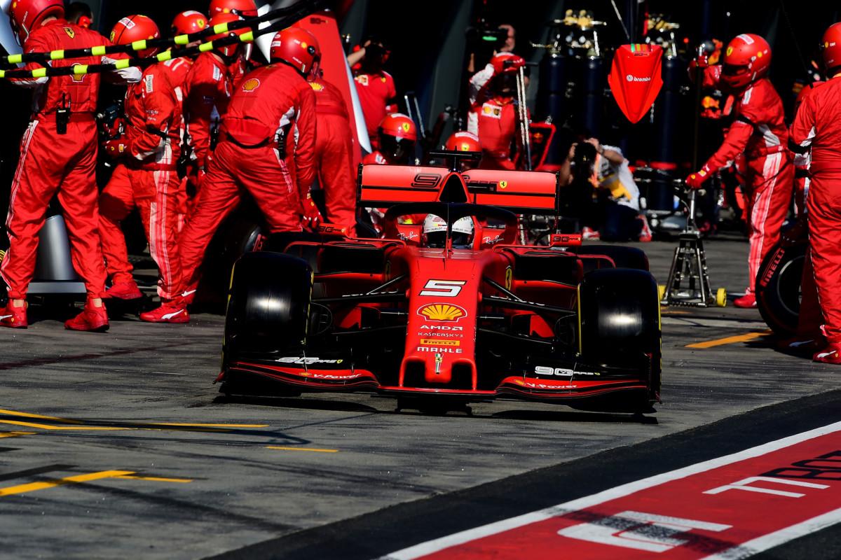 Vettel e Leclerc alla vigilia di Montreal