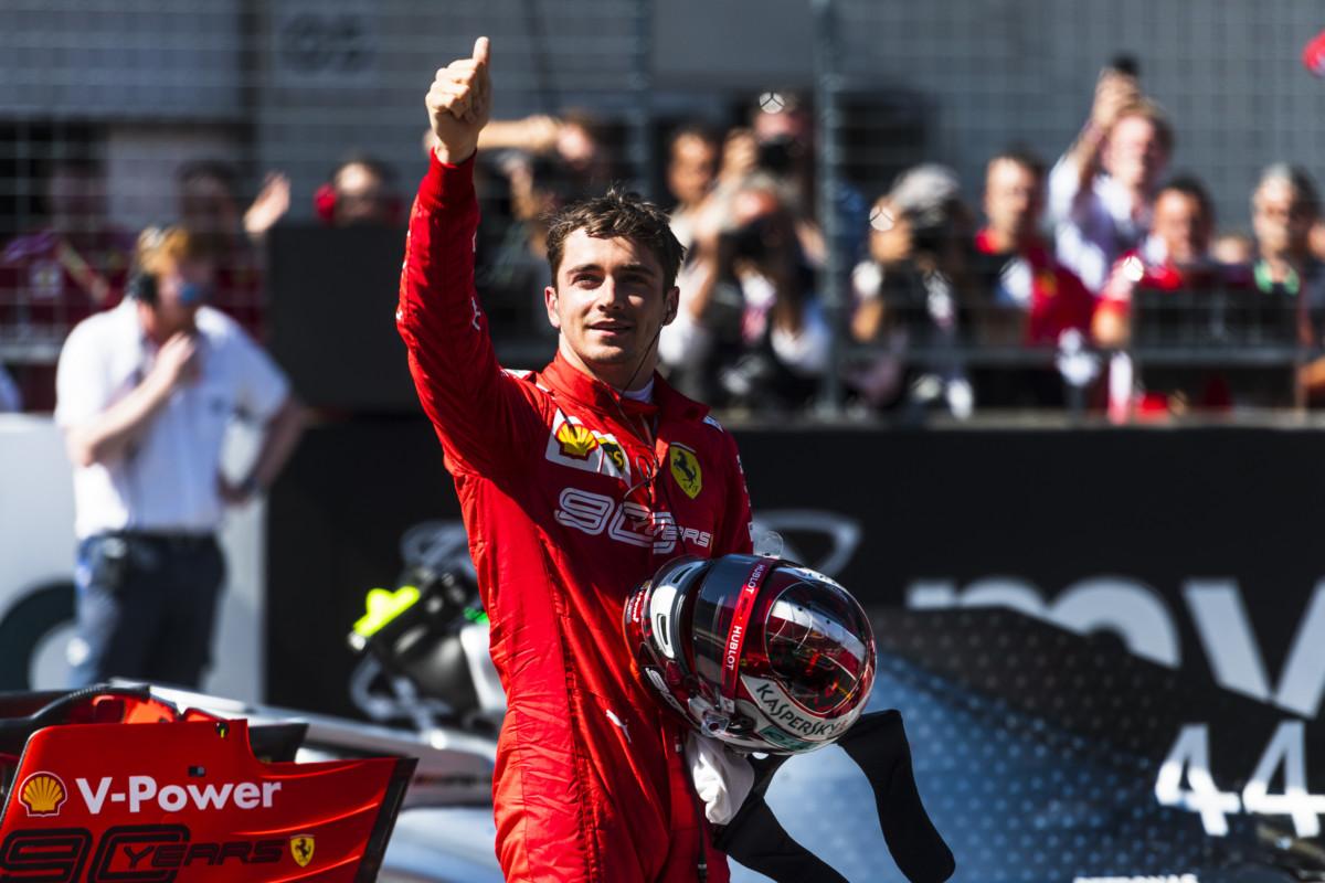 Ferrari: in qualifica la gioia di Leclerc e la delusione di Vettel