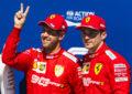 """Baldisserri: """"Vettel dovrebbe essere numero 2 di Leclerc"""""""