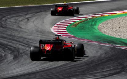 Un nuovo simulatore per la Ferrari